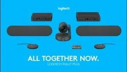 Logitech Rally Plus Ultra HD Video Conferencing System