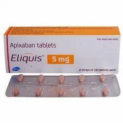 Eliquis 5 MG Tablets ( Apixaban )