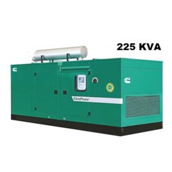225 kVA Cummins Diesel Generator Set