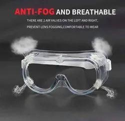 Skyloc Dentec Fiber SDDSG30 PC Glass/PVC Body Safety Goggle