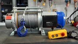 S2 Electric Winch Machine 500 To 1000 Kg