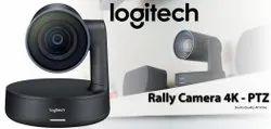 Logitech Rally 4k Ptz Video Conference Camera