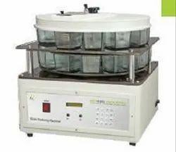 Automatic slide staining machine