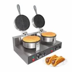 Double Waffle Maker (Electric)