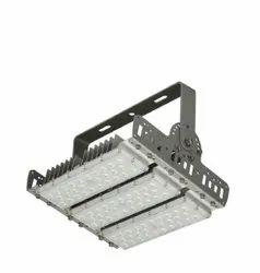 Square LED 150W Aluminum Extruction Section Light, Lighting Color: Warm White