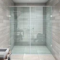 Shower Glass Partition