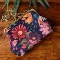 Floral Printed Potli Clutch Bags