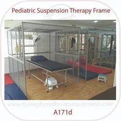 Pediatric Suspension therapy frame
