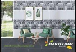 Marvel Ceramic Floor Tiles, Thickness: 15-20 mm