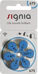 675 Signia Hearing Aid Battery