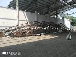 Steel Roof Trusses