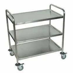 SS Utility Cart/Trolley