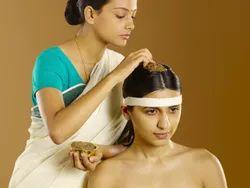 Ayurvedic Panchakarma Unisex Thalam Therapy