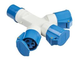 Multiple Outlet Socket 1013 Y-Type