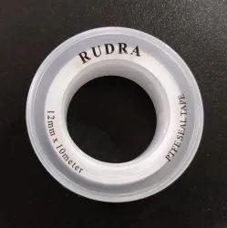 White PTFE Thread Seal Tape 10 Meter