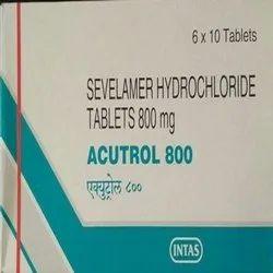 Acutrol-800 (Sevelamer Hydrochloride Tablet)