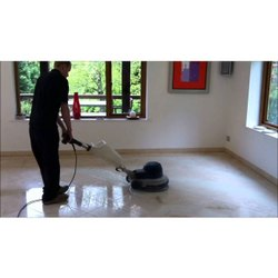 Residential Building Marble Flooring Contractor Services, For Indoor, Waterproof
