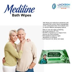 Adult Wet Wipes