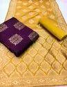 banarsi dress material