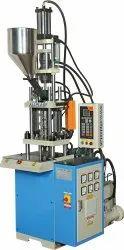Vertical Screw Type Moulding Machine