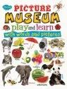 Picture Museum Play And Learn with Words And Picture Books