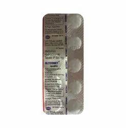 Metformin Hydrochloride, Tablet