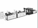 Fully Automatic Non-Woven Bag Making Machine With Online D-Cut