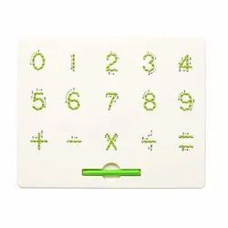 Magnetic Number Tray Magpad