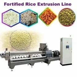 Nutrition Rice Processing Line - Fully Automatic Machine for Fortified Rice
