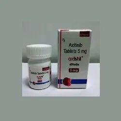 Axishil 5mg Tablet  Axitinib (5mg)
