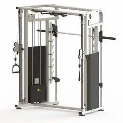 U Fit Functional Trainer With Smith Machine