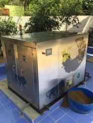 Compost Turner Machine