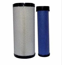 Paper Plastic Eicher 5560 Air Filter, For Tractor