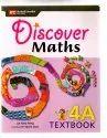 Discover Maths 4a Text Book, English