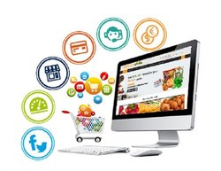E Commerce Application and website development Service