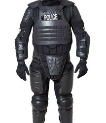 Tactical Kit - Elite Defender Riot Suit