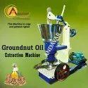 60 Kg/ Hour GROUNDNUT oil MACHINE