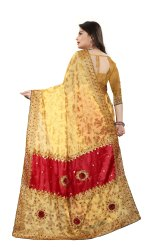 Party Wear Designer Lehenga Saree