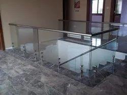 Railing Toughened Glass