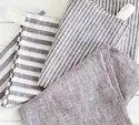 Organic Certified Yarn Dyed Kitchen Towel
