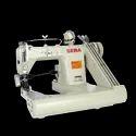 Feed Off Arm Chain Stitch Machine