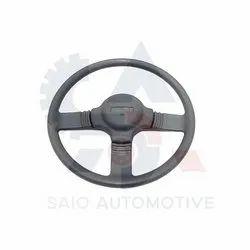 Steering Wheel with Horn Button For Suzuki Samurai SJ410 SJ413 SJ419 Sierra Santana