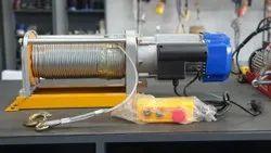 S3 Electric Winch Machine 500 To 1000 Kg