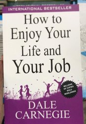 English How To Enjoy Your Life And Your Job Book By Dale Carnegie