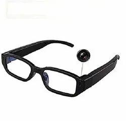 Spy Eyeglass Hidden Camera -Black