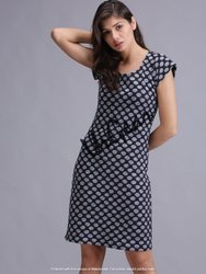 Jacquard Women Dress