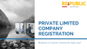 Private Limited Company Registration Service, Pan India