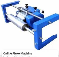 Stainless Steel Online Flexo Printing Machine