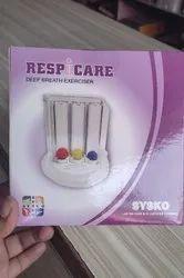 Respirometer Breathing Exerciser