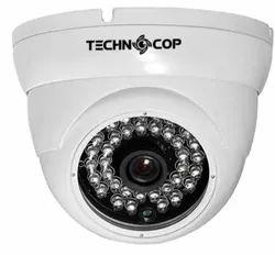 Technocop Analog Camera 2.4mp Starlight Dome AHD , Max. Camera Resolution: 1920 X 1080, Camera Range: 50 M